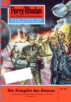 Perry Rhodan 192: Die Kriegslist des Akonen (Heftroman)