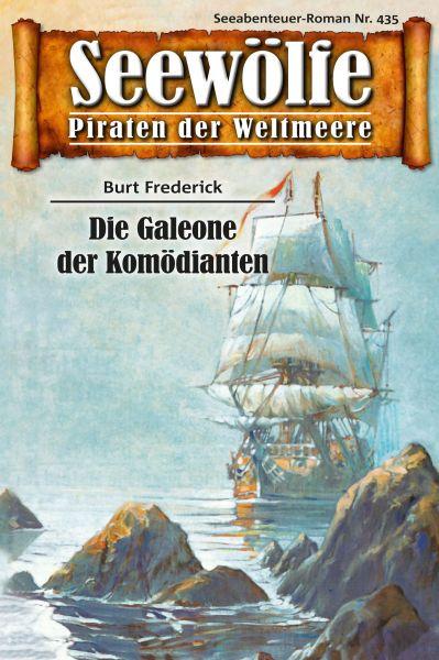 Seewölfe - Piraten der Weltmeere 435