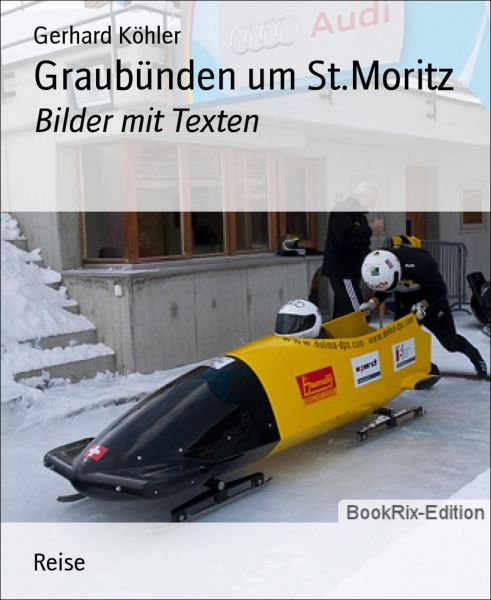 Graubünden um St.Moritz