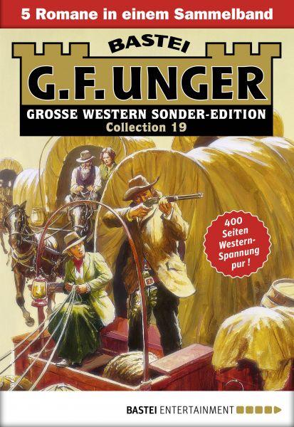 G. F. Unger Sonder-Edition Collection 19 - Western-Sammelband