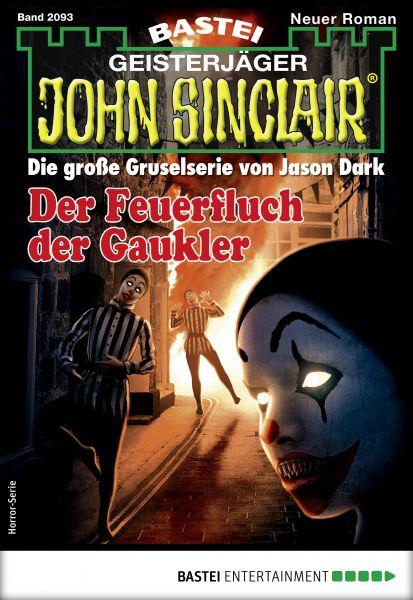 John Sinclair 2093 - Horror-Serie