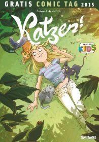 Katzen! (Gratis-Comic-Tag 2015)