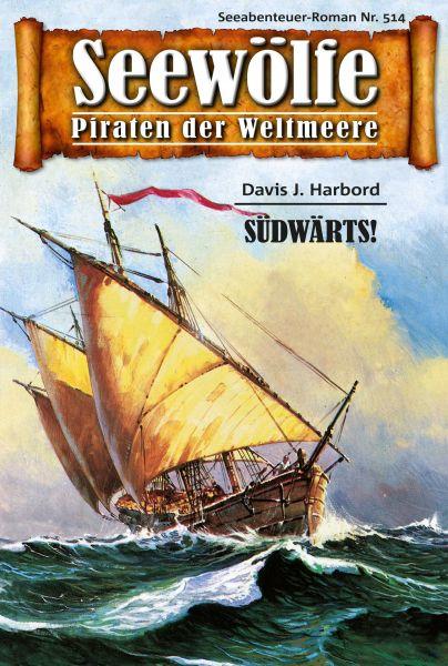 Seewölfe - Piraten der Weltmeere 514