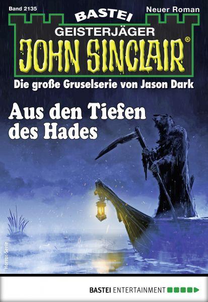 John Sinclair 2135 - Horror-Serie