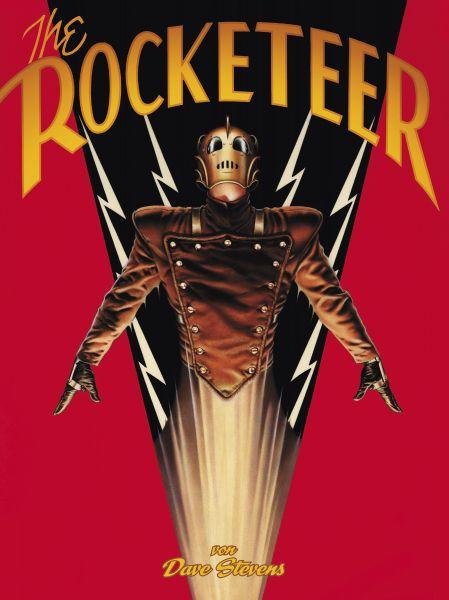 The Rocketeer – Neue Edition