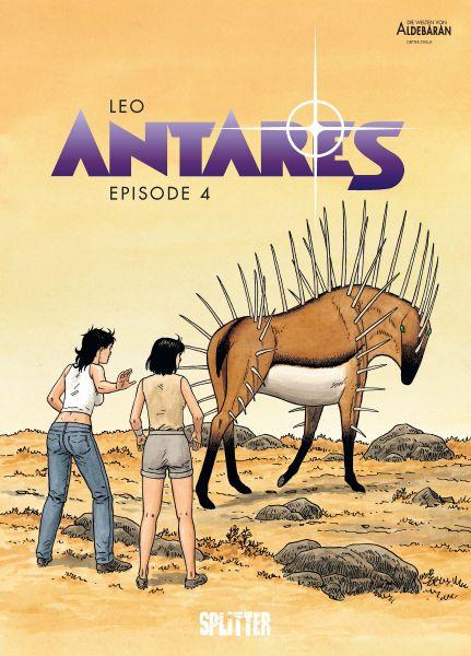 Antares. Band 4
