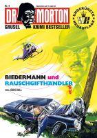 DR. MORTON - Grusel Krimi Bestseller 4