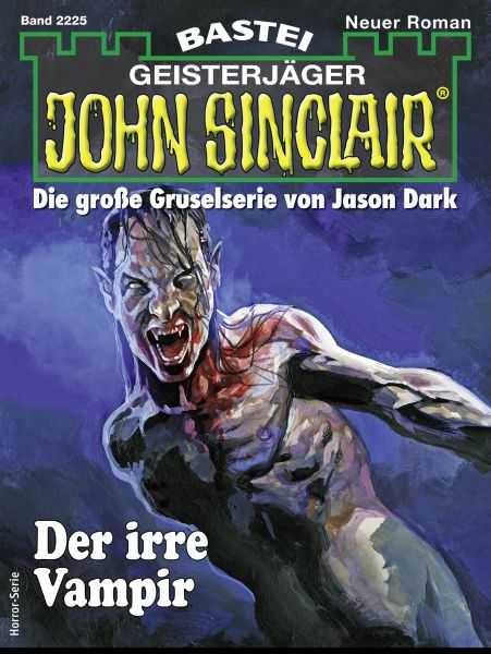 John Sinclair 2225 - Horror-Serie