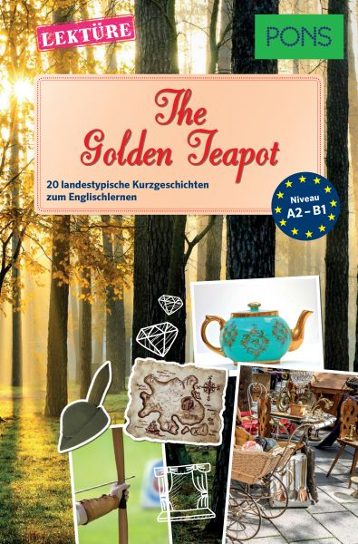 PONS Kurzgeschichten: The Golden Teapot