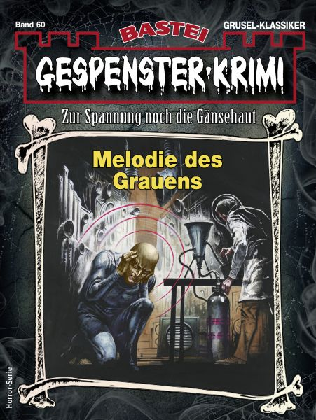 Gespenster-Krimi 60 - Horror-Serie
