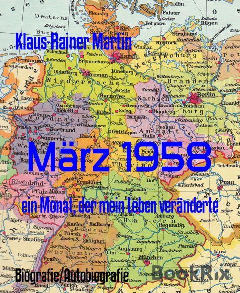 März 1958