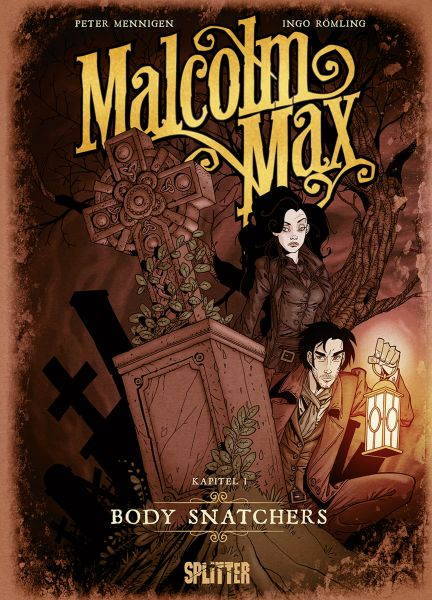 Malcolm Max. Band 1