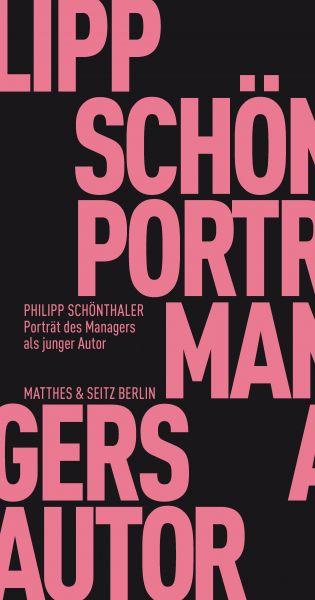 Portrait des Managers als junger Autor