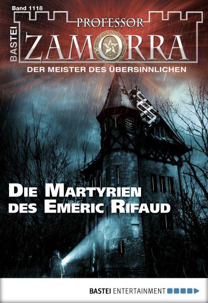 Professor Zamorra - Folge 1118