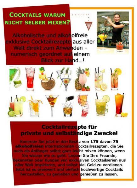 Cocktails warum nicht selber mixen?