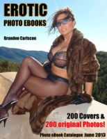 Erotic Ebook Catalogue  200  Covers & 200 Photos