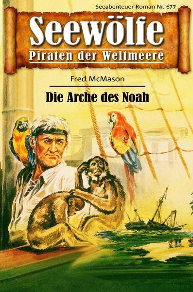 Seewölfe - Piraten der Weltmeere 677