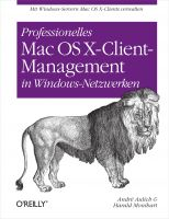 Professionelles Mac OS X Client-Management in Windows-Netzwerken