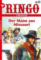 Ringo 3 Romane Nr. 23 - Western