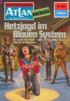 Atlan 252: Hetzjagd im Blauen System