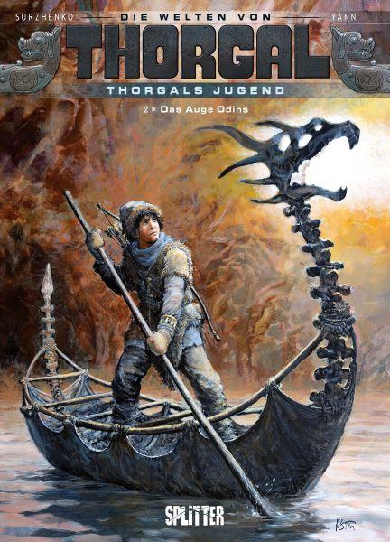 Die Welten von Thorgal - Thorgals Jugend. Band 2