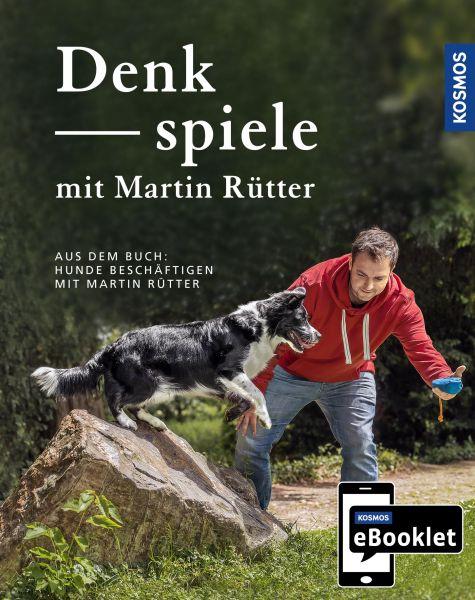 KOSMOS eBooklet: Denkspiele - Spiele für jedes Mensch-Hund-Team