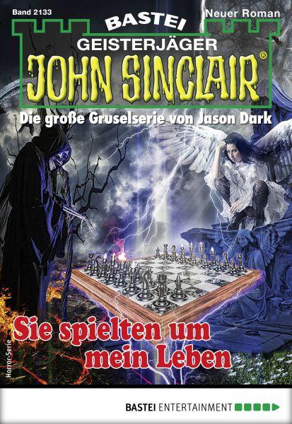John Sinclair 2133 - Horror-Serie