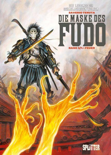 Die Maske des Fudo. Band 3
