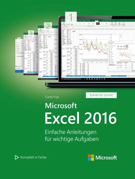 Microsoft Excel 2016 (Microsoft Press)