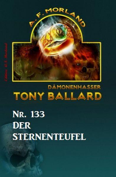 Der Sternenteufel Tony Ballard Nr. 133