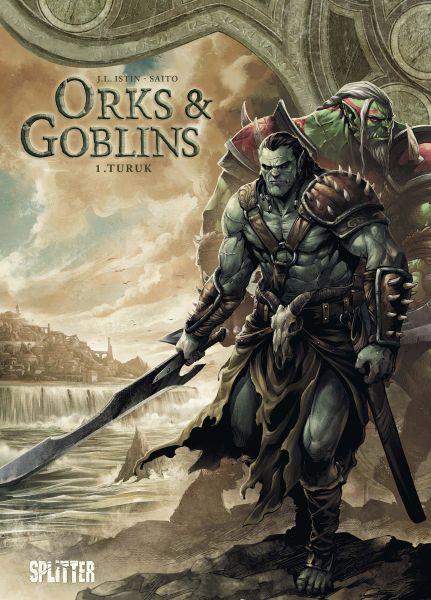Orks & Goblins. Band 1