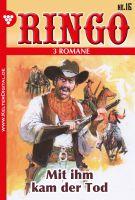 Ringo 3 Romane Nr. 16 - Western