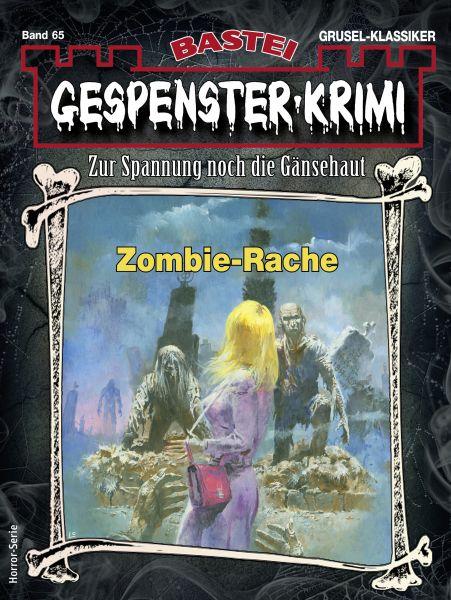 Gespenster-Krimi 65 - Horror-Serie
