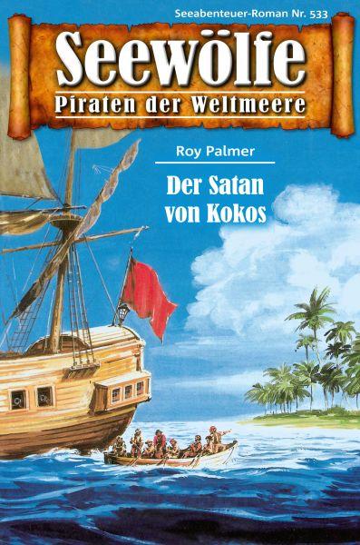 Seewölfe - Piraten der Weltmeere 533