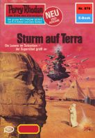 Perry Rhodan 879: Sturm auf Terra