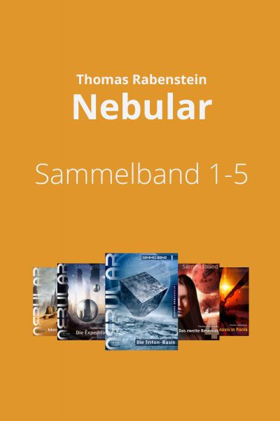 Nebular Sammelbände 1-5