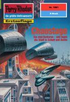 Perry Rhodan 1881: Chaostage (Heftroman)