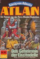 Atlan 321: Das Geheimnis der Eiszitadelle (Heftroman)