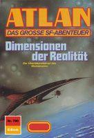Atlan 780: Dimensionen der Realität (Heftroman)