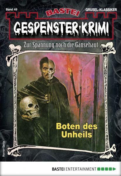 Gespenster-Krimi 49 - Horror-Serie