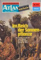 Atlan 214: Im Reich der Sonnenpflanze (Heftroman)