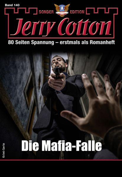 Jerry Cotton Sonder-Edition 140 - Krimi-Serie