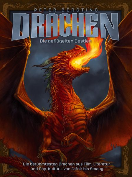 Cover Peter Bergting Drachen