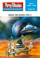 Perry Rhodan-Paket 29: Die Cantaro (Teil 1)