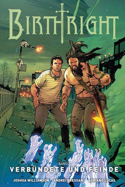 Birthright 3: Verbündete und Feinde