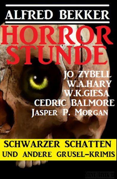 Horror Stunde: Schwarzer Schatten und andere Grusel-Krimis