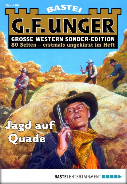 G. F. Unger Sonder-Edition 96 - Western