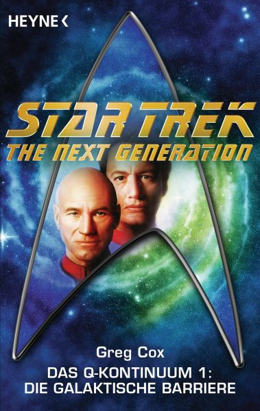Star Trek - The Nerxt Generation: Die galaktische Barriere