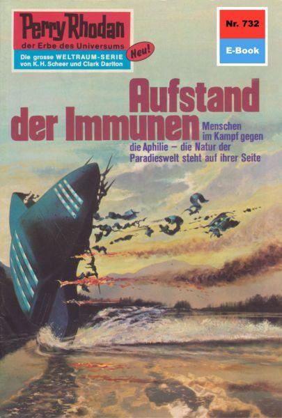 Perry Rhodan 732: Aufstand der Immunen
