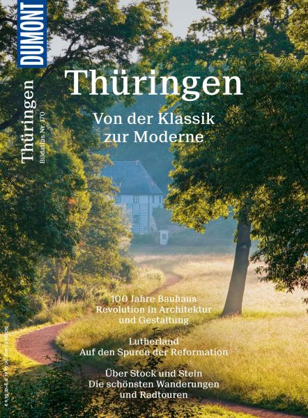 DuMont Bildatlas Thüringen